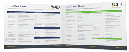 Linux Cheat Sheet