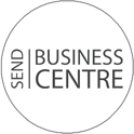 send business centre logo - for quote