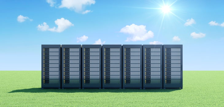 data centres environmental impact good for the environment, green tech