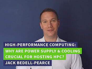 What affects the costs of housing HPC?