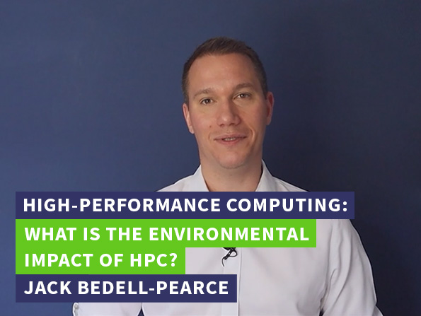 VIDEO Sustainable HPC: 3 ways to manage energy efficiency