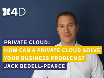 How can private cloud solve your business problems?