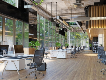 What will an office look like in 2021?