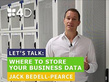 Where to Store your business data