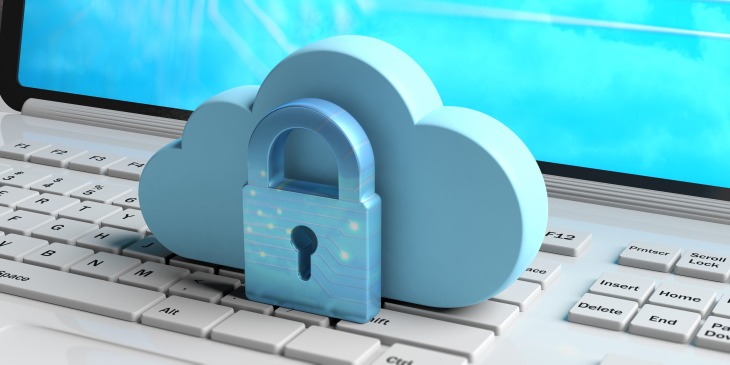work from home cyber security in the cloud