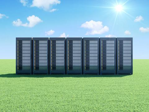 Data Centres are the future of Green Tech - blog cover image