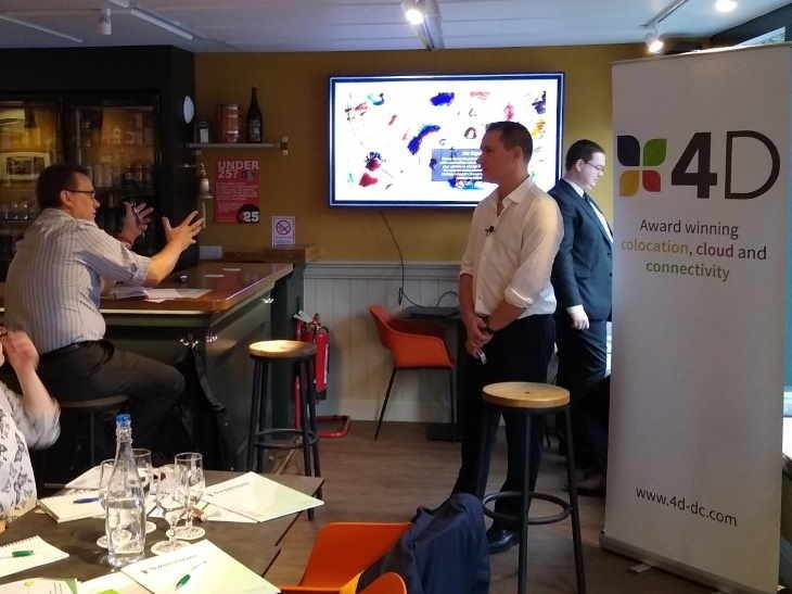 Event Roundup: 4D at Sweethaven's Cyber Security Workshop
