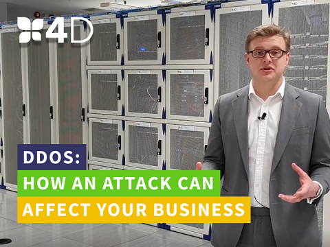 DDoS attack: how can one affect your business?