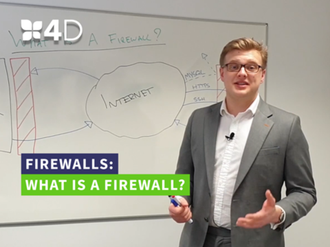 How does a firewall work? What to know before your next attack