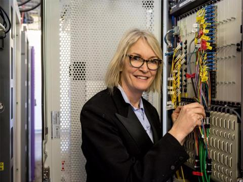 Margot James named as 'Minister for Digital and Creative Industries'