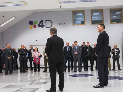 4D Gatwick Open Day