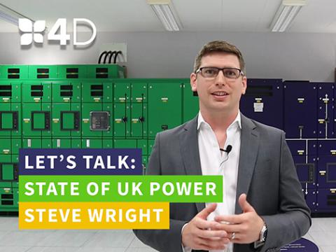 State of UK Power in 2019