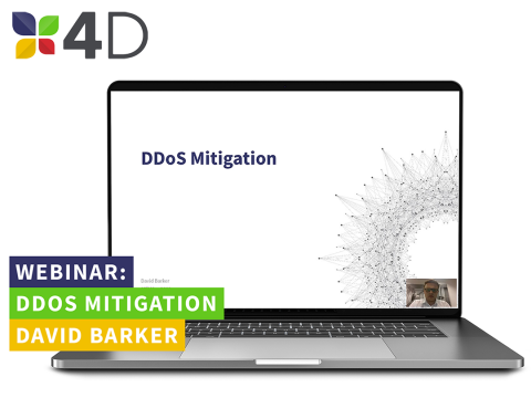 DDoS Webinar Replay: What to know before your next attack