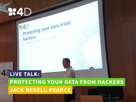 Protect your data: 5 ways to fend off hackers from personal and company data